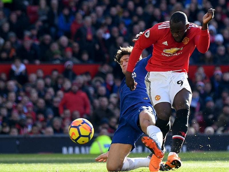 Manchester United-Chelsea, Lukaku enfin buteur contre un gros de Premier League
