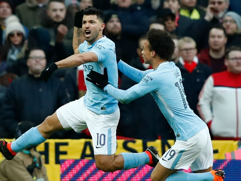 Arsenal-Manchester City 0-3, City terrasse Arsenal et offre un premier titre à Guardiola