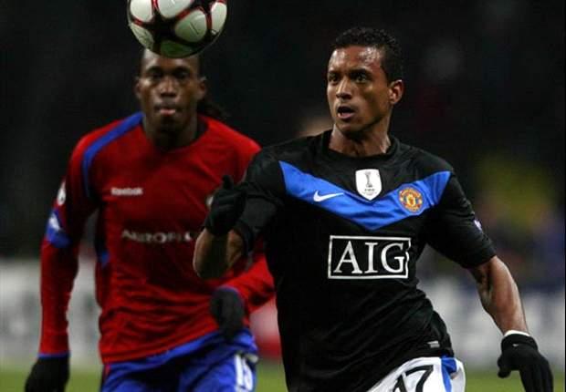 Manchester United: Nani verlängert bis 2014