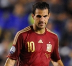 Fabregas out of Spain squad