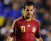 Fabregas pulls out of Spain squad