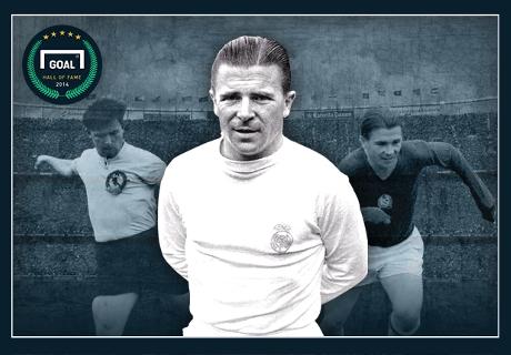 Puskas Masuk Goal Hall Of Fame