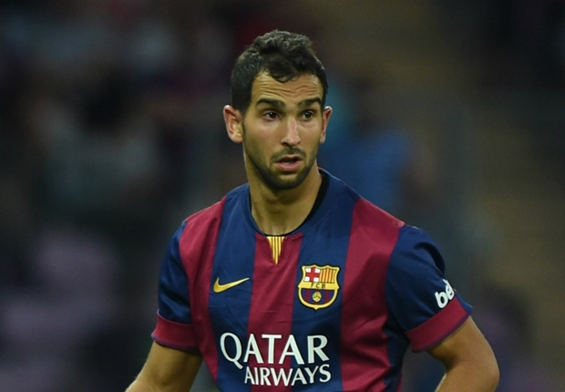 Martin Montoya still wants Barcelona exit