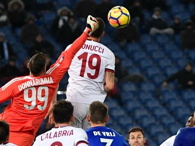 Lazio-Milan, le pagelle: Donnarumma e Strakosha due muri