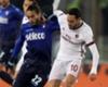 Martin Caceres Hakan Calhanoglu Lazio Milan 02282018