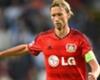 Leverkusen feiert Rolfes und Reinartz
