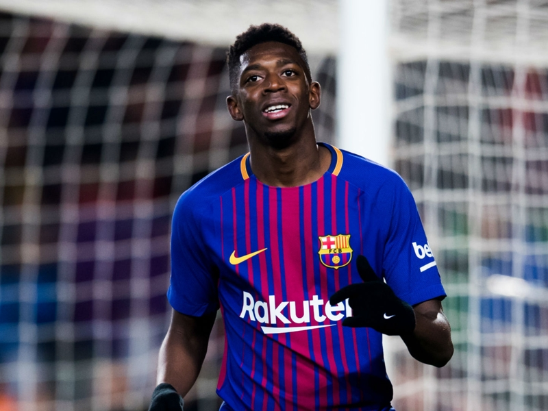 'Ridiculous & ungrateful' Dembele blasted over Barcelona move by Weidenfeller