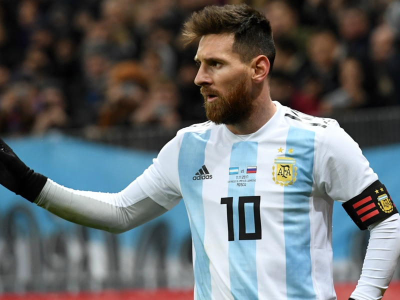 Messi won't quit Argentina if World Cup eludes him again