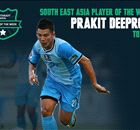 Goal SEA Player of the Week: Prakit Deeprom