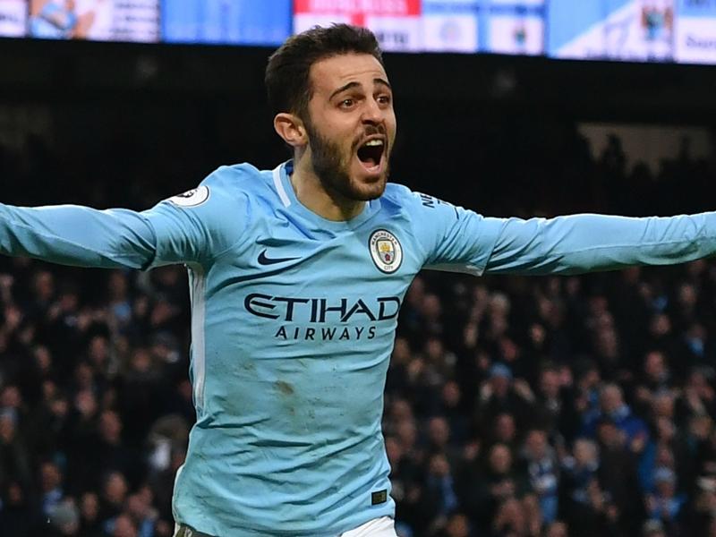 Manchester City-Chelsea 1-0, Bernardo Silva et Man City maintiennent le cap