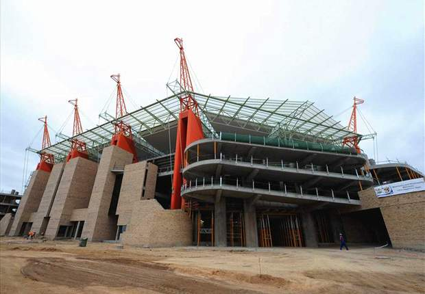 Kaizer Chiefs And Mamelodi Sundowns Encounter To Open Mbombela Stadium
