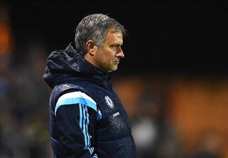 Mourinho & Chelsea's season so far