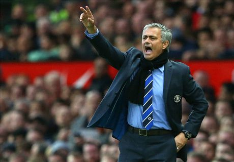 Mourinho: Glad I passed on England