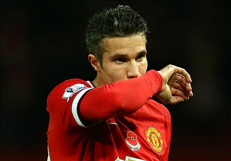 Transfer Talk: Van Persie faces axe