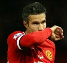 What has happened to Van Persie?