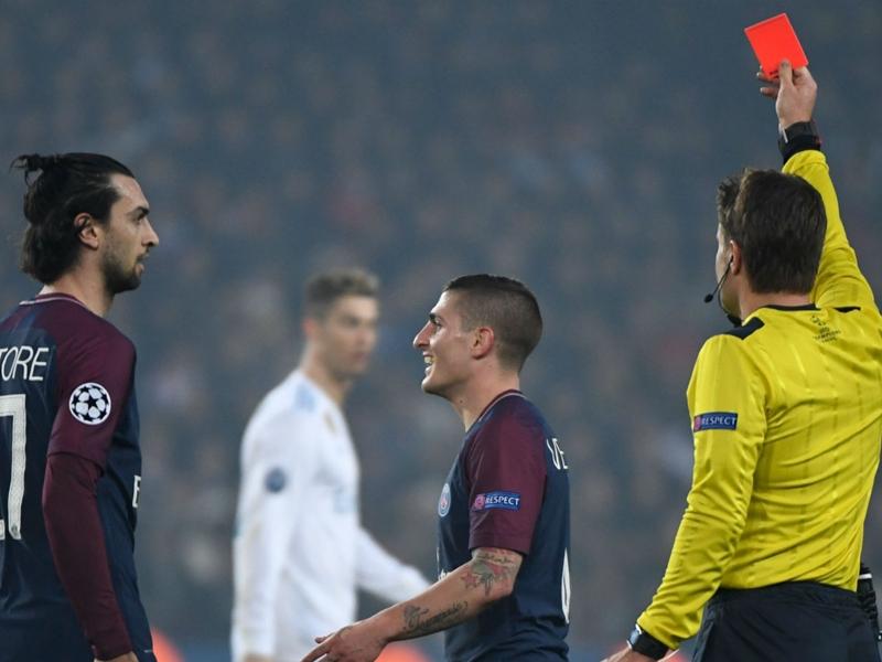 PSG-Real Madrid (1-2) : Di Maria catastrophique, Verratti impardonnable et les notes des Parisiens