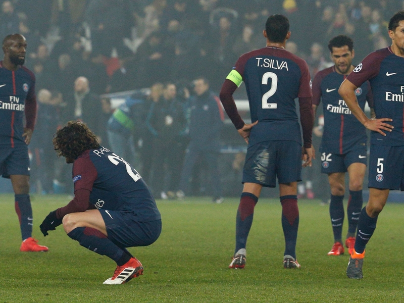برشلونة يصر على التعاقد مع نجم باريس سان جيرمان