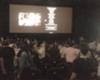 Corintianos transformam cinema em estádio