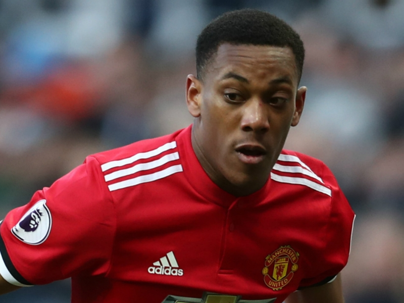 Wanted men Martial and Blind among Man Utd players returning to training