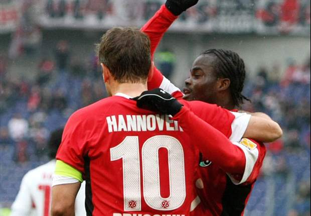 Africans In Germany: Didier Ya Konan Shines For Hannover 96