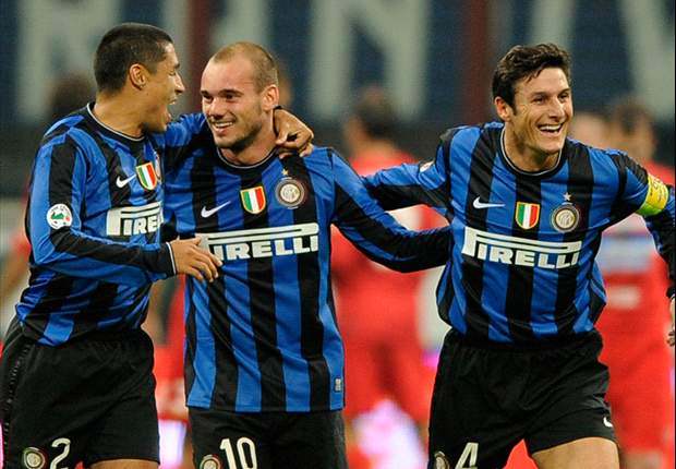 Inter 2-1 Catania: Nerazzurri Go Top Again After Comfortable Victory