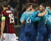 Arsenal, Milan'ı ilk yarıda devirdi: 0-2