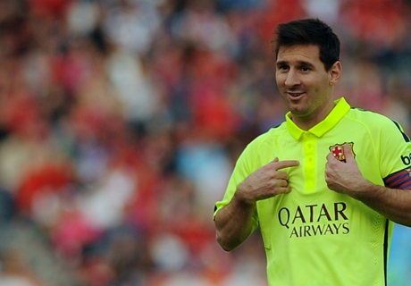 Bartomeu: Messi is happy at Barca