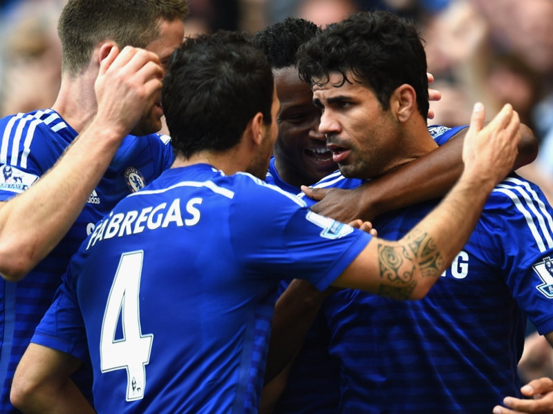 Susunan Pemain: Chelsea - West Bromwich Albion