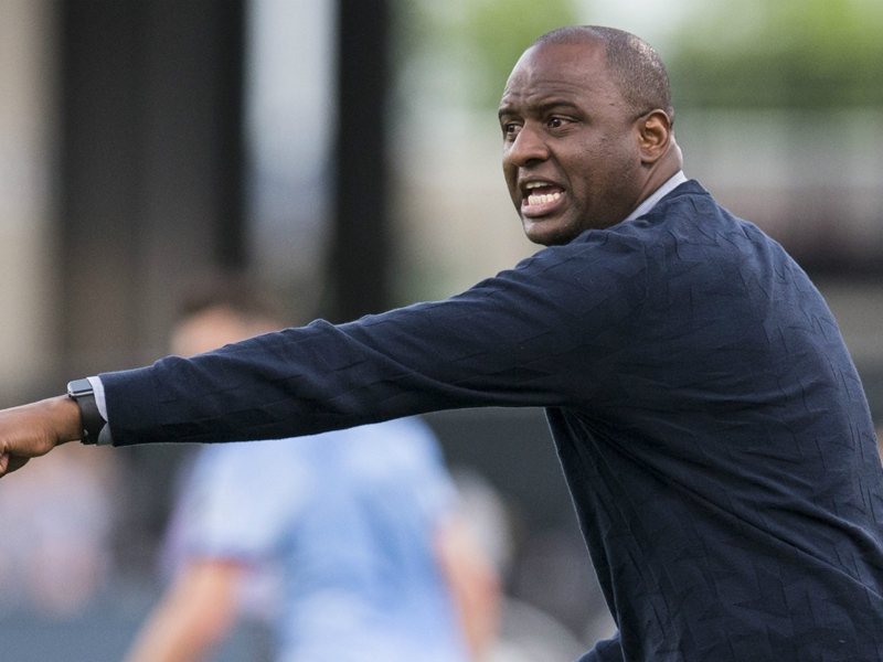 Vieira refuses to address Arsenal rumours as Wenger heads for the exits