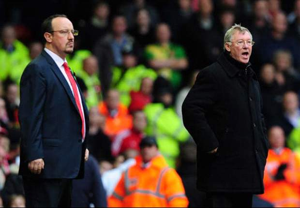 Ex-Liverpool boss Benitez hits out at Manchester United's Sir Alex Ferguson: It's time someone said 'enough is enough' to those who don't respect referees