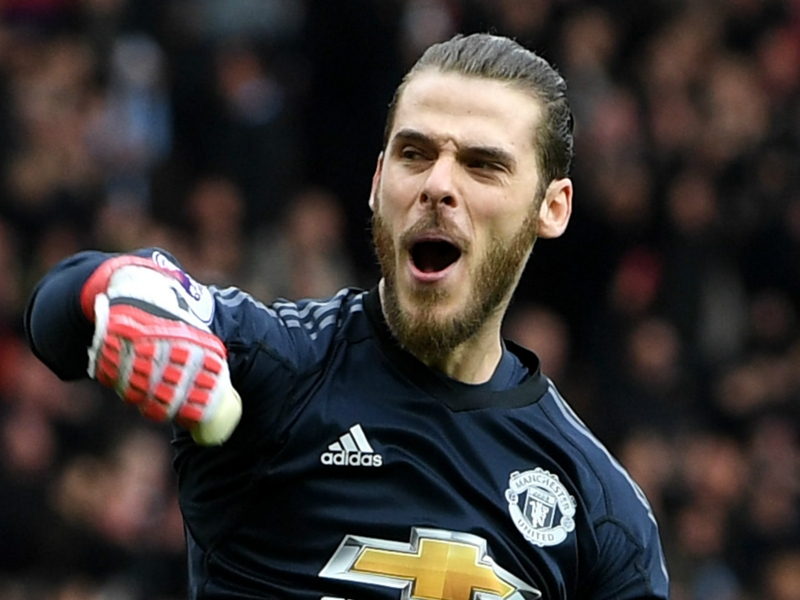 'They are the best' - Man United fans keeping De Gea at Old Trafford according to Herrera
