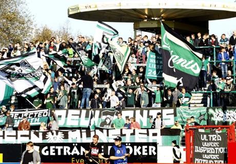 5000 Euro Geldstrafe für Fortuna Köln