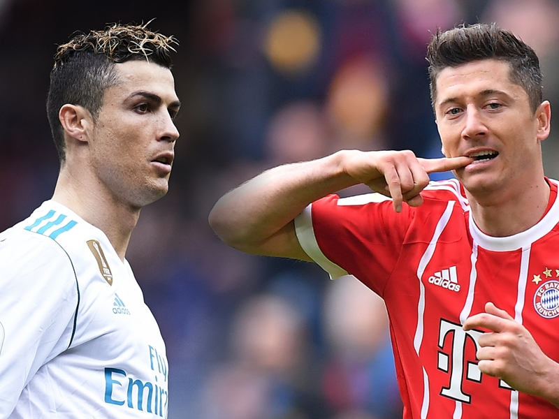 Lewandowski admits to snubbing Ronaldo & Ramos' Real Madrid requests