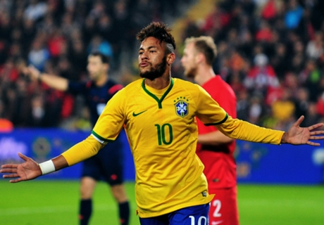 Player Ratings: Turkey 0-4 Brazil