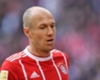 Bayern winger Arjen Robben
