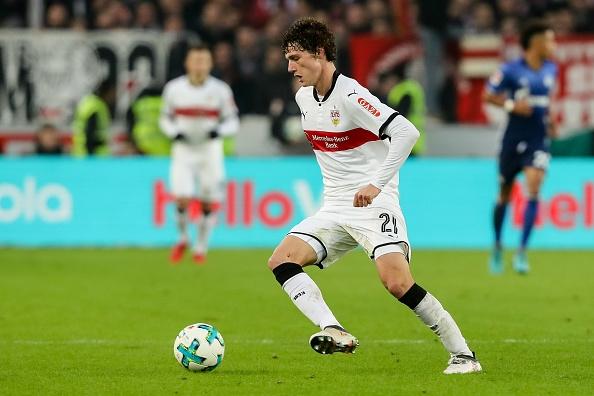 Bundesliga, Benjamin Pavard élu meilleur jeune du mois de février