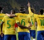 Résumé de match, Turquie-Brésil (0-4)