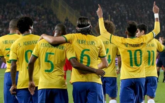 Turkey Brazil Friendly 11122014
