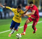 Turkey 0-4 Brazil: Neymar double