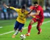 Turkey 0-4 Brazil: Neymar nets brace in convincing win