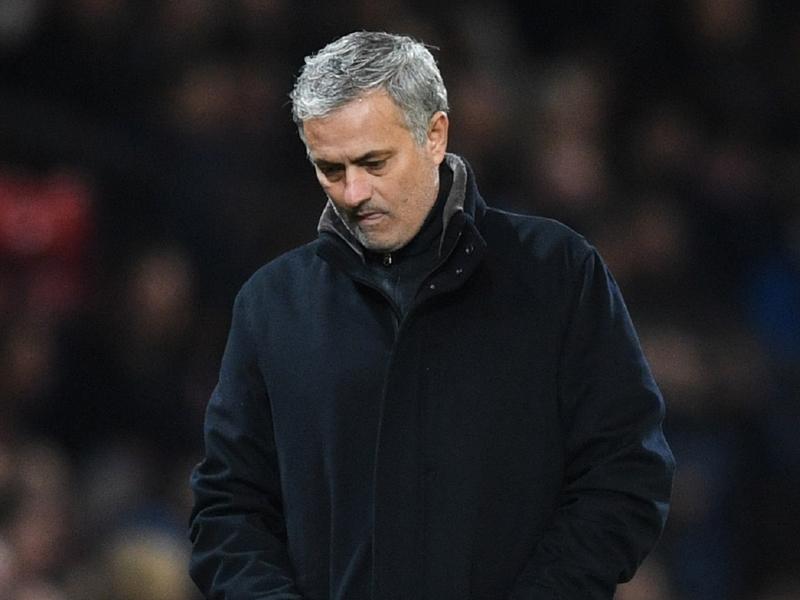 """Manchester United, José Mourinho : """"Ce n'est pas nouveau pour ce club"""""""