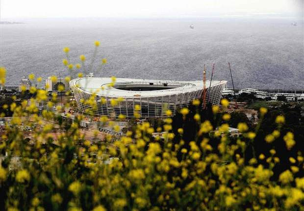 World Cup Venue Officially Renamed Cape Town Stadium