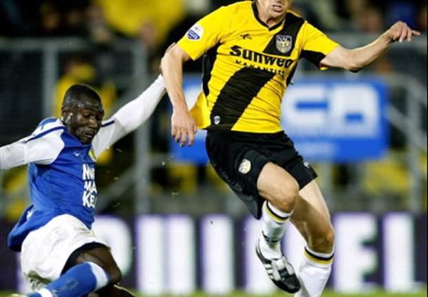 De Graaf traint mee bij NAC Breda