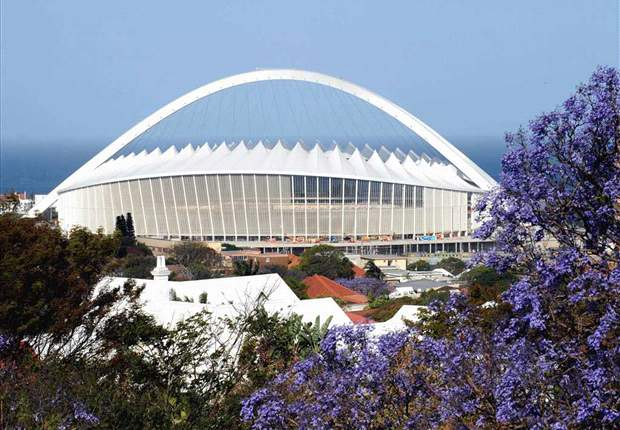 Durban's 2010 World Cup Stadium Opener Is A Sell-Out