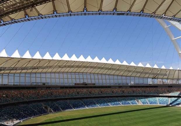 AmaZulu Will Host Moses Mabhida 2010 Stadium Opening