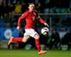 Rooney cumple 100 partidos con Inglaterra