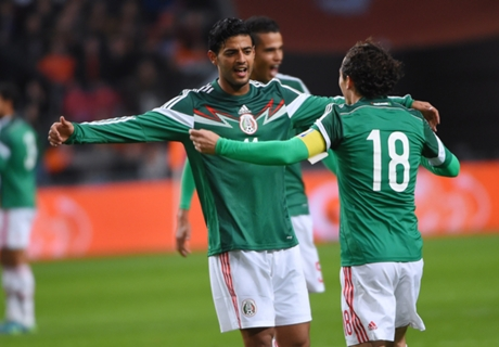 Player Ratings: Netherlands 2-3 Mexico