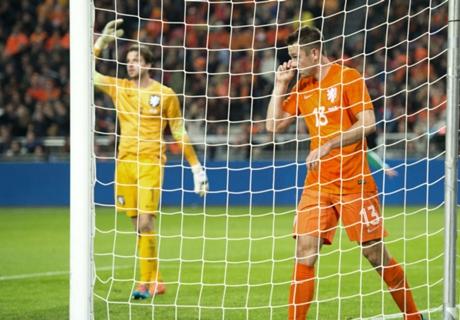 Résumé de match, Pays-Bas-Mexique (2-3)