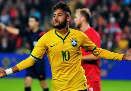 'Neymar can be better than Messi'