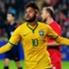Neymar Turkey Brazil Friendly 11122014